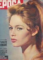 (pagine-pages)BRIGITTE BARDOT  Epoca1957/335. - Livres, BD, Revues