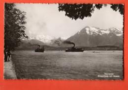 TRM-22 Thunersee Schiffe. Gelaufen 193?  Wehrli - BE Bern