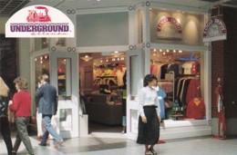 Georgia Atlanta Underground Atlanta Logo Depot Gift and Souvenir