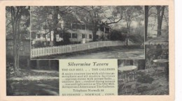 Connecticut Norwalk Silvermine Tavern The Old Mill & The Galleries - Norwalk