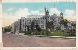 Illinois Joliet High School Curteich - Joliet