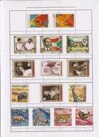 Burundi 1970 - 1971 Selezione 15v (o) - Burundi