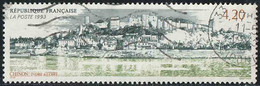 France 1993 Yv. N°2817 - Chinon - Oblitéré - France