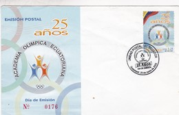 ACADEMIA OLIMPICA ECUATORIANA-FDC 2005 GUAYAQUIL - BLEUP - Ecuador
