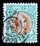 1896 Pays Bas Yt 44 . Princess Wilhelmina . Oblitérés Used - Period 1891-1948 (Wilhelmina)