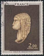 France 1976 Yv. N°1868 - La Vénus De Brassempouy  - Oblitéré - France