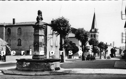 63  Le Breuil Sur Couze  La Place (csm) - France