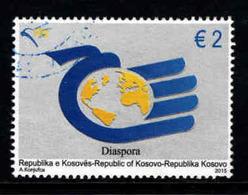 Kosovo, Yv 194 Jaar 2015, Hoge Waarde, Gestempeld - Kosovo