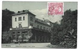 Praha Restaurant Budova V Kral. Obore. - Tchéquie