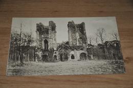 7243-    ABBAYE DE VILLERS, FACADE DE L'EGLISE - Villers-la-Ville