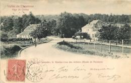 VAUX DE CERNAY HOTEL DES CASCADES LE RENDEZ VOUS DES ARTISTES - Vaux De Cernay