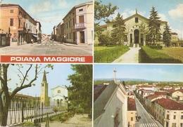 32/FG/19 - VICENZA - POIANA MAGGIORE: Vedutine - Vicenza