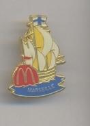 McDonald's *** MARSEILLE *** Signe GD *** A044 - McDonald's