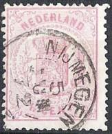 NEDERLAND NVPH 16B - Used Stamps