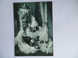 CPM STOCKHOLM Danseuse De Ballet - Photo Marlène Hamströrm - Coulisses De Théâtre - Danza