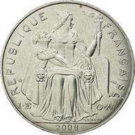 Monnaie, French Polynesia, 5 Francs, 2008, Paris, SUP, Aluminium, KM:12 - Polynésie Française