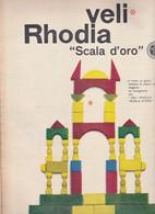 (pagine-pages)PUBBLICITA' RHODIATOCE  Epoca1959/444. - Libri, Riviste, Fumetti