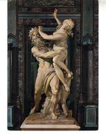 CPM  -  L'enlèvement De Proserpine  Par Lorenzo Bernini (1598 - 1680)  Musée Borghèse  Rome - Sculture