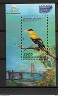 1997 MNH Indonesia Block 121, Postfris** - Indonesia