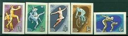URSS 1963 - Y & T N. 2684/88 - Spartakiades Des Peuples De L'URSS (Michel N.2773/77 B) - 1923-1991 USSR