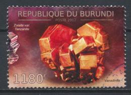 °°° BURUNDI - VANADINITE - 2012 °°° - 2010-..: Used