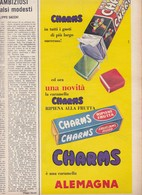 (pagine-pages)PUBBLICITA' CHARMS ALEMAGNA  Epoca1959/444. - Libri, Riviste, Fumetti