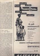 (pagine-pages)PUBBLICITA' ALITALIA  Epoca1959/444. - Libri, Riviste, Fumetti