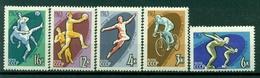 URSS 1963 - Y & T N. 2684/88 - Spartakiades Des Peuples De L'URSS - 1923-1991 USSR