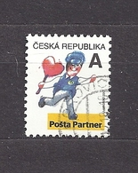 Czech Republic 2017 ⊙ Mi 941 Partner Post Office. č.3 - Used Stamps