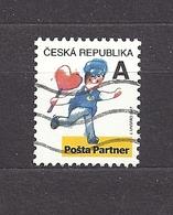 Czech Republic 2017 ⊙ Mi 941 Partner Post Office. č.4 - Used Stamps