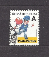 Czech Republic 2017 ⊙ Mi 941 Partner Post Office. č.5 - Used Stamps