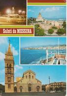 MESSINA - VEDUTINE E DUOMO - Messina