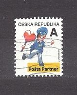 Czech Republic 2017 ⊙ Mi 941 Partner Post Office. č.6 - Used Stamps