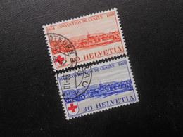 CH ZNr.240/241.2.04 - 1939 - Z Kat.CHF 9.50 - Suisse