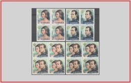 Spagna Spain 1975 - Cat. 1948/51 (MNH **) Incoronazione Di Re Juan Carlos - Coronation Of King (008457) - 1931-Oggi: 2. Rep. - ... Juan Carlos I