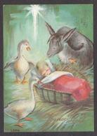 98356/ NOEL, Enfant Jésus, Illustrateur L. Dobon - Natale