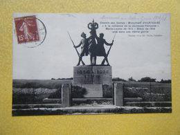 BOUCONVILLE VAUCLAIR. Le Chemin Des Dames. Le Monument D'Hurtebise. - France