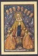 98390/ NOEL, Vierge à L'Enfant Et Anges, Illustrateur Jeanne Duchène - Autres