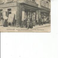 50-CHERBOURG MAISON BISSONNIER - Cherbourg