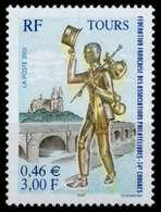 FRANKREICH 2001 Nr 3537 Postfrisch X836356 - France