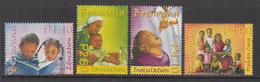 2009 Botswana Children Education  Health  Complete Set Of 4 MNH - Botswana (1966-...)