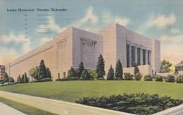 Nebraska Omaha Joslyn Memorial 1942 - Omaha