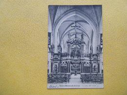 LIESSE NOTRE DAME. La Basilique De Notre Dame De Liesse. Le Jubé. - Other Municipalities