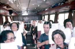 1980 ONIBUS  EXCURSOES FABIANTUR BRASIL BRAZIL AMATEUR 35mm DIAPOSITIVE SLIDE Not PHOTO No FOTO B3293 - Diapositives