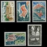 FRANKREICH 1963 Nr 1444-1448 Postfrisch S028C02 - France