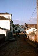 1980 VW VOLKSWAGEN BRASILIA BRASIL BRAZIL AMATEUR 35mm DIAPOSITIVE SLIDE Not PHOTO No FOTO B3294 - Diapositives
