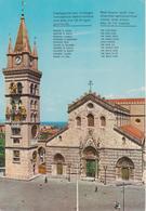 MESSINA - LA CATTEDRALE E IL CAMPANILE - Messina