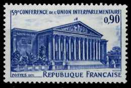 FRANKREICH 1971 Nr 1766 Postfrisch S02A716 - France