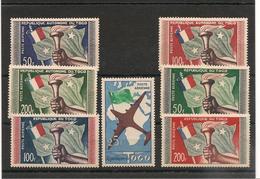 TOGO  Années 1957/59 P.A. 25/27**-29/32** Côte : 22,25 € - Togo (1960-...)