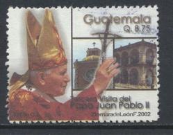°°° GUATEMALA - Y&T N°486 - 2002 °°° - Guatemala